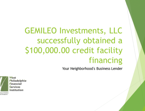 Gemileo Investments, LLC Receives Funding