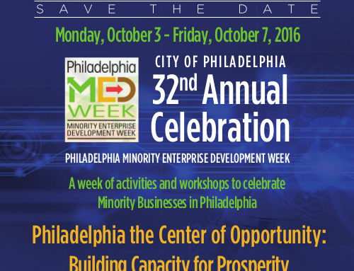 Philly's 32nd Minority Enterprise Development Week