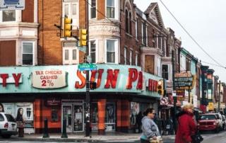 gentrification in Philadelphia