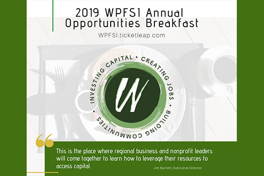 WPFSI 2019 Opportunities Leadership Impact Award