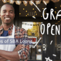 advantages of sba loans