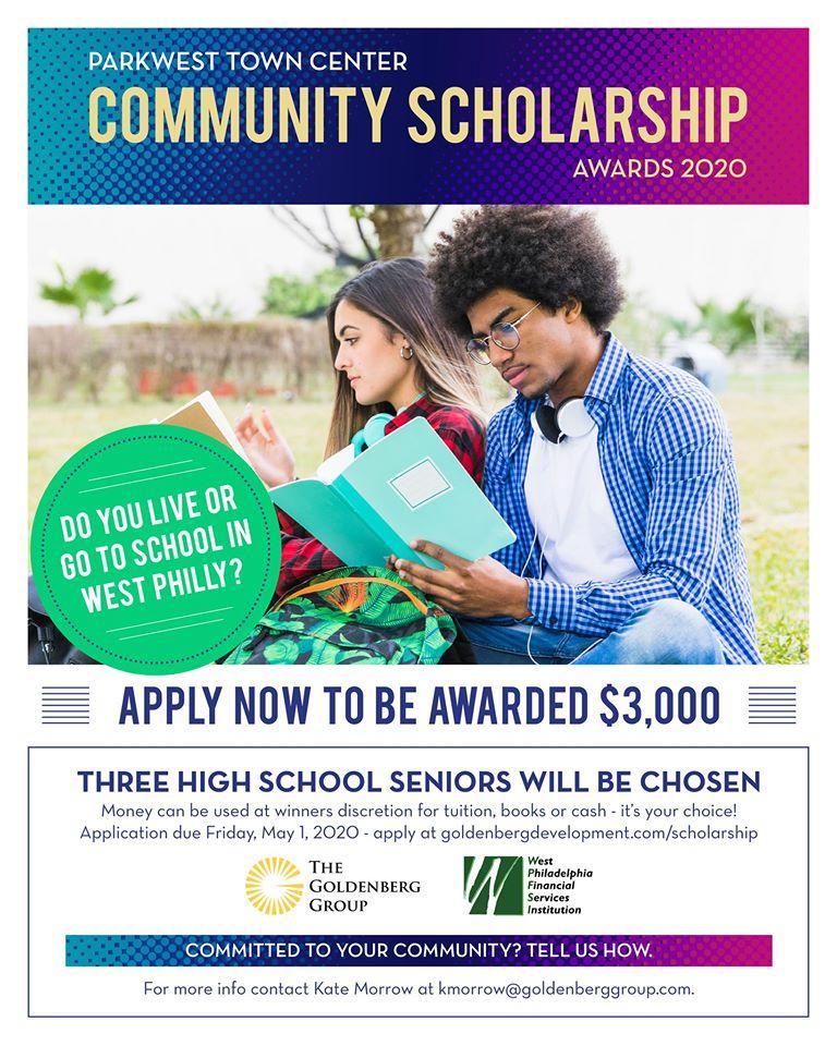 ParkWest Community Scholarship
